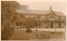 LIttlewood House East Drayton Nr Norwich unused RP old pc J & S Norvic Mill Good