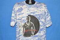 vintage 90s MC HAMMER 2 LEGIT TO QUIT TOO WORLD TOUR 1992 RAP TEES t-shirt XL