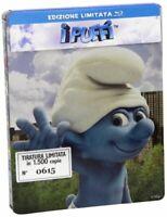 I Puffi (edizione limitata numerata) (steelbook) BLURAY DL000349