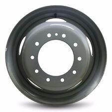 "New (05-16) Ford F450SD F550SD 19.5""x6"" 10 Lug 5 Slot Steel Wheel Rim 10x225mm"