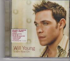 (FX800) Will Young, From Now On - 2002 CD