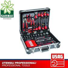 USAG 002 JM set utensili valigia porta attrezzi assortimento manutenzione 181 pz