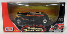 Motor Max 1/24 Scale Diecast Hot Rodding 76600 - 1934 Ford Coupe