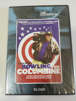 BOWLING FOR COLUMBINE MICHAEL MOORE DVD SLIM ESPAÑOL ENGLISH NUEVA