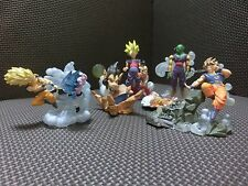 "Dragon Ball Z ""Mini Figure Set E"" Japan Bandai 2005 Rare Anime Manga Gift"