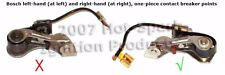 Electronic Ignition Kit Replaces Points in 4-Cyl Porsche 912E 914 924 - 3BOS4U1