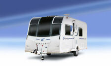 Bailey 4 Sleeping Capacity Campervans, Caravans & Motorhomes