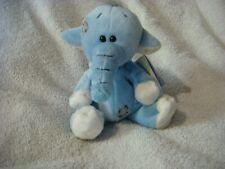 Carte Blanche Blue Nose Friend  4inch elephant Toots