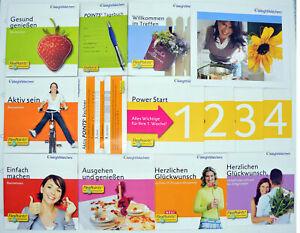 Weight Watchers komplettes Flexpoints Starterset inkl.POINTS®Analyse *Feel good*