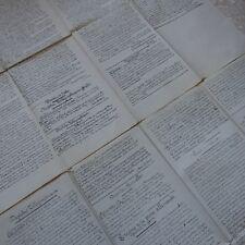 GUERRE FRANCO-PRUSSIENNE CORRESPONDANCE HAVAS JOURNAL OFFICIEL EN 2 PARTIES N°35
