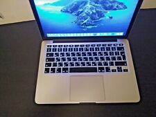 "Apple MacBook Pro Retina 13-Inch ""Core i5"" 2.7  Early 2015.  #4777"