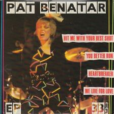 13596 PAT BENATAR  HIT ME WITH YOUR BEST SHOT