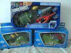 Thunderbirds 4 Piece Vehicle Super Set & Tracy Island Secret Base Playsets Lot