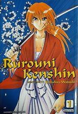 RUROUNI KENSHIN, VOL. 1 (VIZBIG EDITION) By Nobuhiro Watsuki