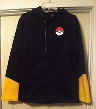Pokemon Go Eeveelution Hoodie Umbreon Cosplay Costume Jacket Sweatshirts (M)
