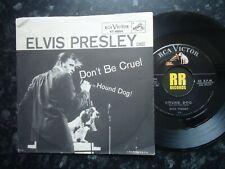 ELVIS PRESLEY - HOUND DOG US RCA VICTOR ROCK'N'ROLL