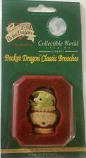 Rl � Pocket Dragons Dragon * �New� * Classic Magnet * Cookie Jar * 1998 *