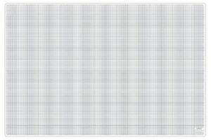 "OLFA TCM-L Translucent 24x36"" Self-Healing Cutting Mat, Rotary Mat, 1 Each"