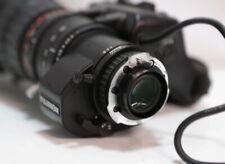 "Fujinon A13X6.3BERM 2/3"" 2X Extender Wide angle Lens for Sony Panasonic nice!"