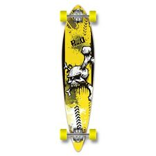 Yocaher Complete Y-Skull Pintail Longboard