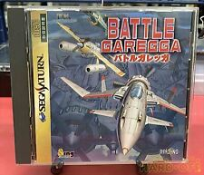 Used Battle Garrega Sega Saturn software Video Game F/S from Japan