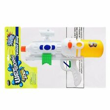 "22."" PUMP WATER GUN Super Soaker Sprayer Pump Action Water Gun Pistol Pool Party"