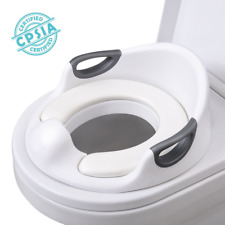 AiKiddo Toilet Seat Potty Toilet Seat for Toddler Potty Training Seats with Soft