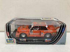 Revell Bmw 320 Slot Car Drm 1977 Hans-Joachim Stuck 1/32 Mint In Box P&P Discs.