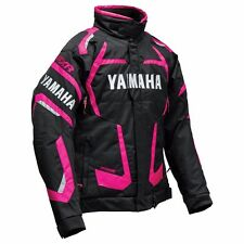 WOMENS YAMAHA FOUR STROKE SNOWMOBILE JACKET PINK FXR 3XL SMW-16J4S-FU-3X