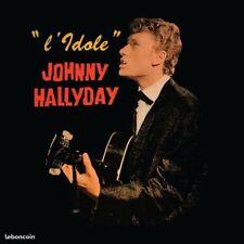 CD Johnny Hallyday l'Idole NEUF sous cellophane