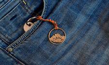 "Bronze keychain ""mt. Aconcagua"""