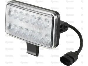 Faro de Trabajo LED New Holland - 2800 Lúmenes 12/24v