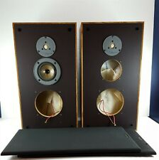 INFINITY Reference Series RS-8b Bookshelf Speakers Cabinets Pair