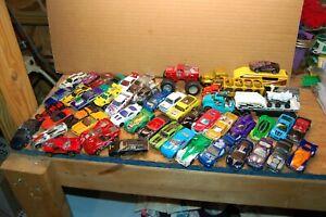 Hotwheels Matchbox car lot