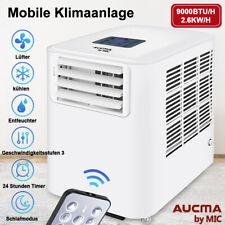4in1 Mobile Klimaanlage Luftkühler EEK A Klimagerät Klima 2,6kW / 9000 BTU R290