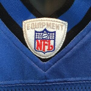 Detroit Lions NFL #81 Calvin Johnson Reebok Equipment Men's Size M