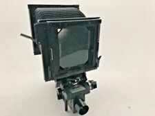 Sinar F type 5x4 large format camera