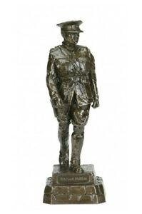Michael Collins Small Bronze Statue 25 cm