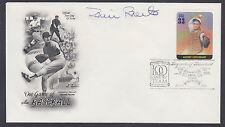 Robin Roberts, MLB Hall of Fame Pitcher, signed Legends of Baseball FDC