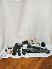 Canon AE-1 Program 35mm Film Manual Camera w/ 200mm Lens With accessories