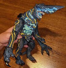 NECA Pacific Rim KNIFEHEAD Battle Damage Kaiju Deluxe Figure loose del Toro