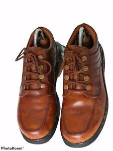 Clifford James Mens Leather Brown Shoes 6 UK 39EU