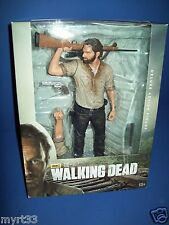 The Walking Dead TV 10-inch Rick Grimes Deluxe Action Figure McFarlane Toys