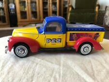 1/32 Collector Truck PEZ Die Cast