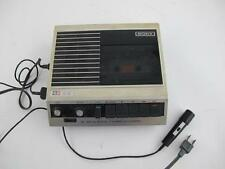 Sony Vintage TC-70 Cassette Recorder Portable Tape Player with Microphone & Cord