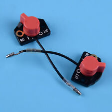 Kit 2Pcs On-Off Engine Stop Switch Fit for Robin Subaru EX13 EX17 EX21 EX27 EX30