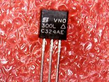 VS-2SC324 TRANSISTOR NPN SILICON TO-92 CASE HIGH FREQ VHF OSCIL [Qty2] ..(C11B2)