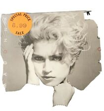 MADONNA - THE FIRST ALBUM, DEBUT, VINYL, ORIGINAL RELEASE, LP