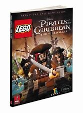 LEGO Pirates of The Caribbean: The Video Game: Prima Official Game Guide Prima