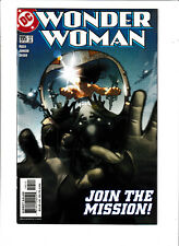 Wonder Woman DC Comics #195 VF/NM 9.0 Adam Hughes Cover 2003 Justice League
